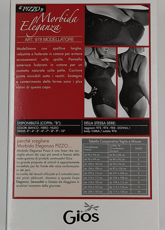 GIOS Donna Body 978