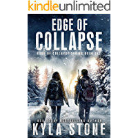 Edge of Collapse: A Post-Apocalyptic EMP Survival Thriller book cover