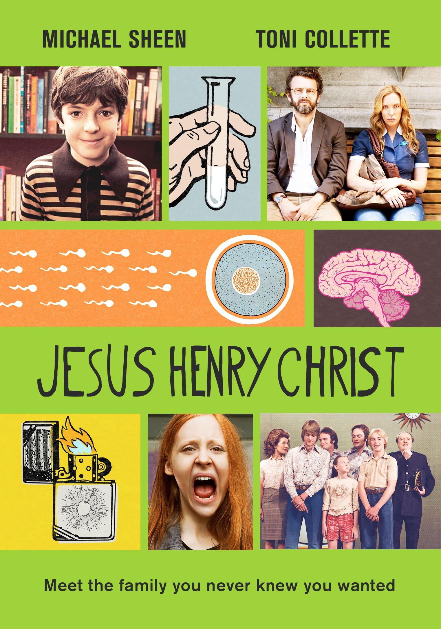 DVD : Jesus Henry Christ (Dolby, AC-3)