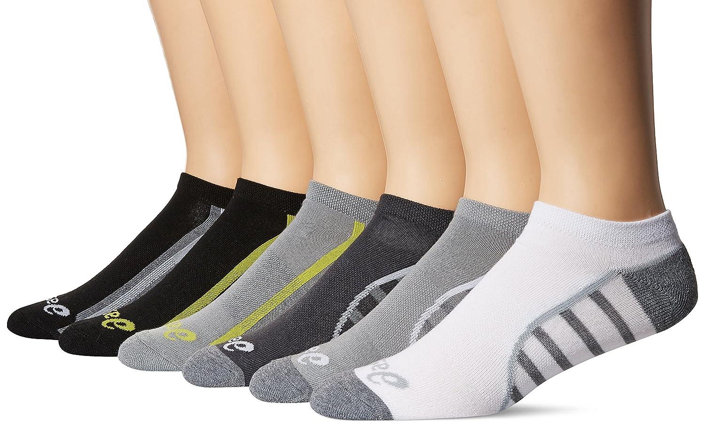 a61c5b324 Asics 6-Pack Tech No Show Socks  5WarK0703828  -  13.99