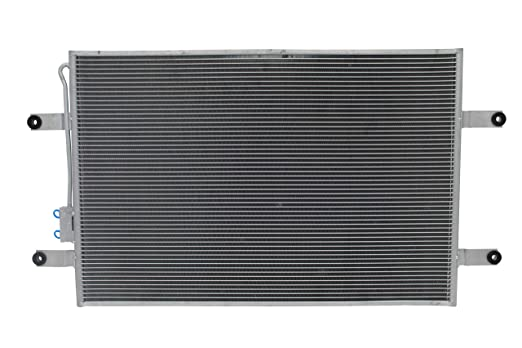 Amazon.com: Freightliner Cascadia Year Models 2010-2011 Truck AC Condenser with Long Brackets: Automotive