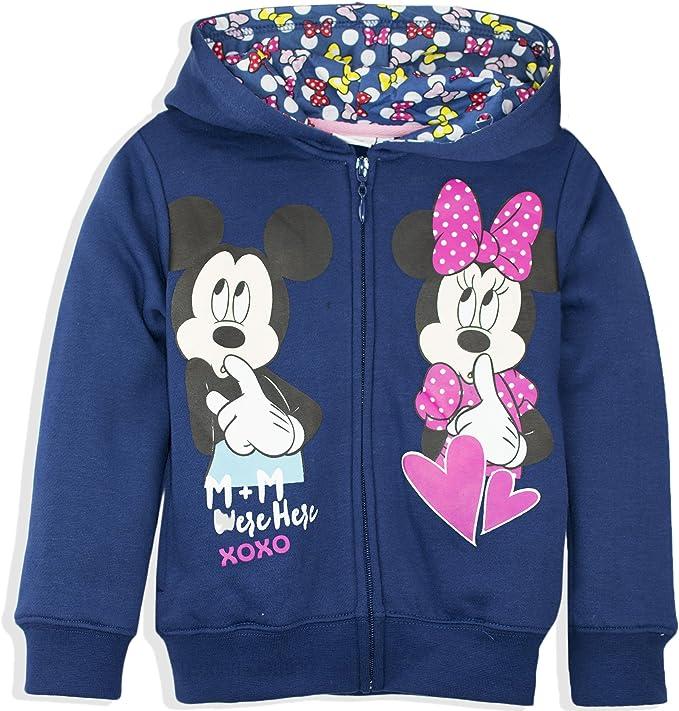 Ragazza Felpa Disney-Minnie Mouse
