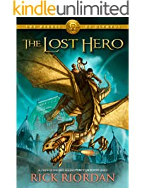 Amazon kindle children books ebooks read best sellers online the lost hero the heroes of olympus book 1 fandeluxe Choice Image