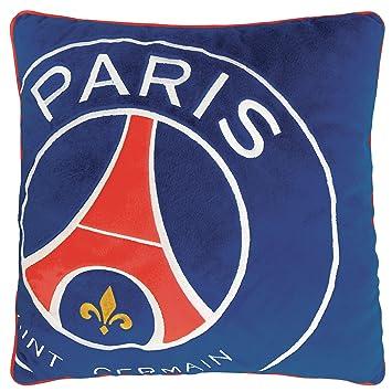 CTI 041468 Coussin PSG Logo 36 x 36 cm: Amazon.fr: Cuisine & Maison