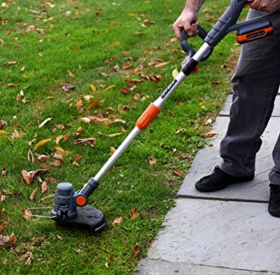 Ivation 20V 2.0AH Cordless Grass String Trimmer & Edger