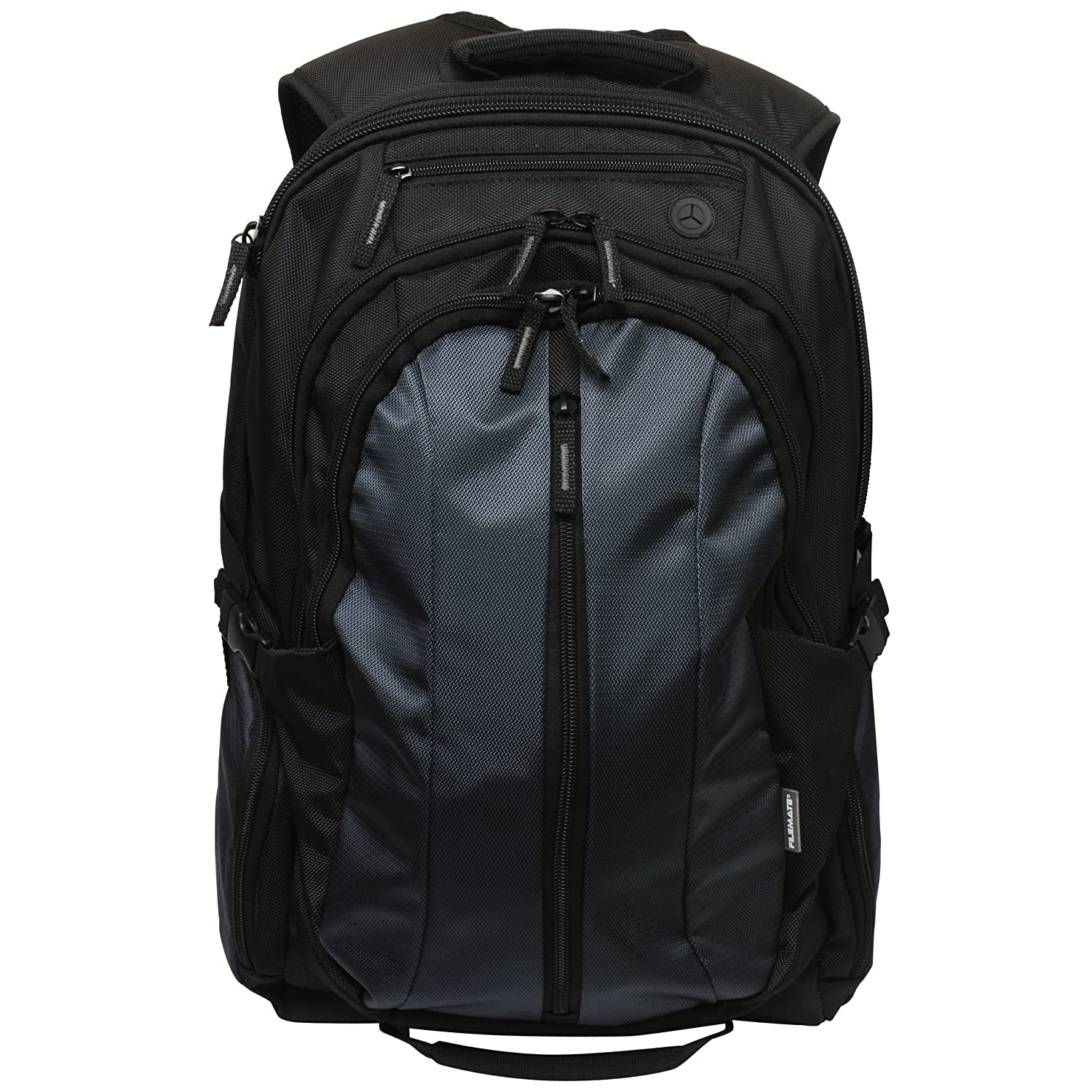 FileMate Reach Pro Series Functional Backpack, Black/Grey (3FMND850BK16-R) good