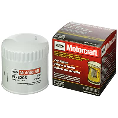 Motorcraft FL-820-S Oil Filter: Automotive