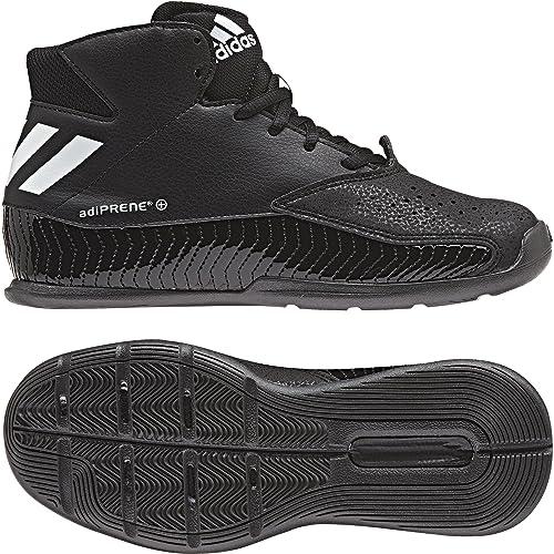 best website 104cf 634e6 Adidas Nxt Lvl SPD V K, Zapatos de Baloncesto Unisex Niños, Negro (NegbasFtwblaGrpudg),  33 EU Amazon.es Zapatos y complementos