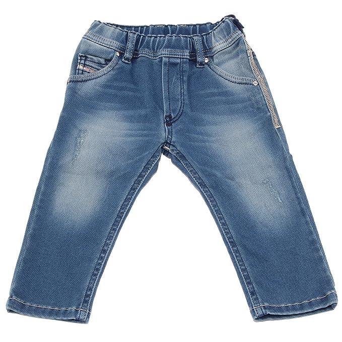 87320abbd8 Diesel 3819V jeans bimbo JOGGJEANS JUNIOR pantalone trouser boy kid ...