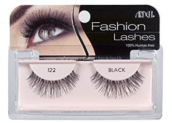 a64c10b70be Amazon.com : Ardell Fashion Lashes Pair - 122 (Pack of 4) : Fake Eyelashes  And Adhesives : Beauty