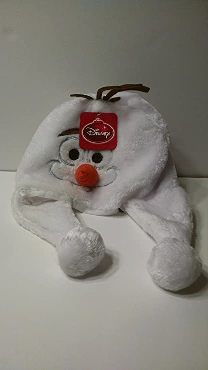 be4ea15055f Image Unavailable. Image not available for. Color  Disney Frozen Olaf  Peruvian Style Snowman Hat ...