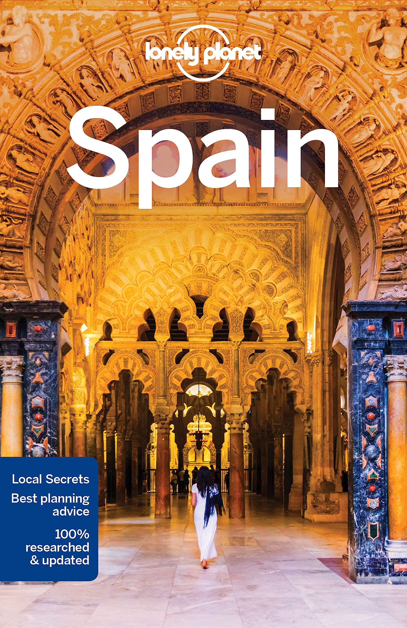 Lonely Planet Spain Travel Guide product image