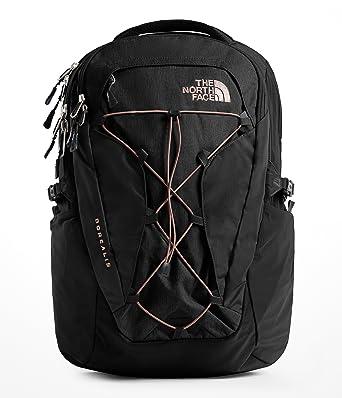 black north face backpack
