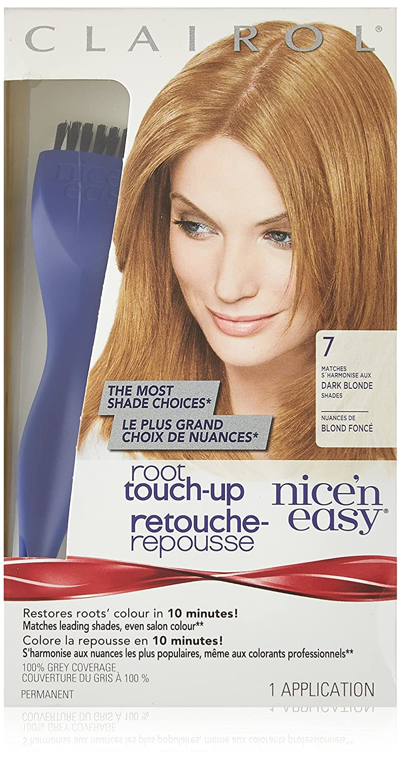CLAIROL Nice'n Easy Root Touch Up Medium Dark Blonde 7