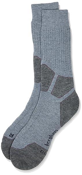 Berghaus Trek Master - Calcetines para hombre, color Gris (Light Grey/Mid Grey