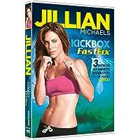 Jillian Michaels - KickBox FastFix - UK PAL
