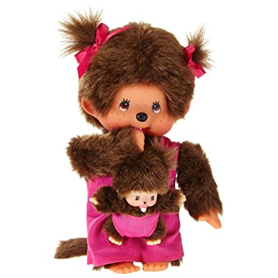 Monchhichi 20cm Mothercare (Pink): Toys & Games