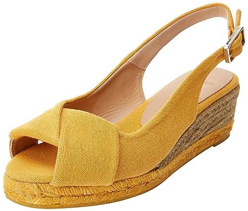 Castañer Brianda3ss18002, Alpargatas para Mujer: Amazon.es: Zapatos y complementos
