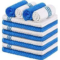 Utopia Towels Toallas de Cocina, 38 x 64 cm, 100% algodón Hilado en Anillo Toallas de Plato súper Suaves y absorbentes…