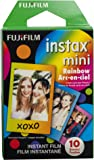 Fujifilm Instax Mini Rainbow Film - 10 Exposures