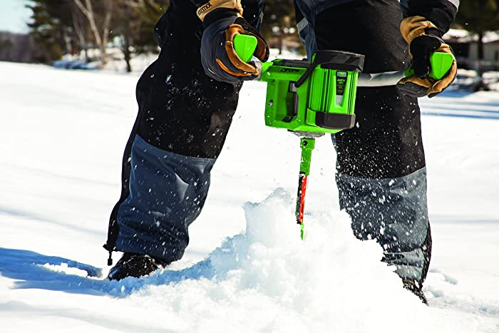 5 Best Ice Auger (Sep  2019) - Buyer's Guide & Reviews