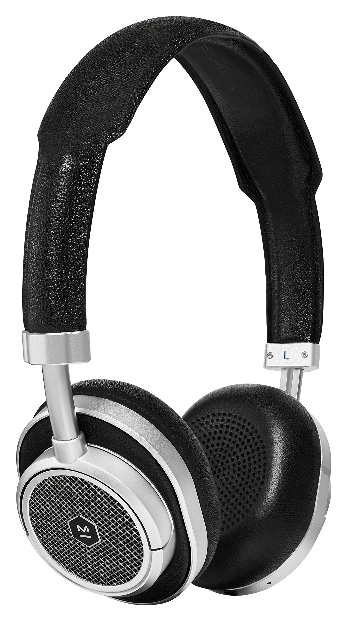 Master & Dynamic MW50S1 Black/Silver Wireless Bluetooth Headphones
