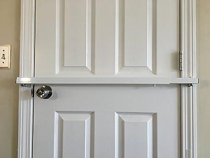 Door Bar Pro Model 36 Steel Door Security Bar For 36 Inch Wide Inswing Doors & Amazon.com: Door Bar Pro Model 36 Steel Door Security Bar For 36 ...