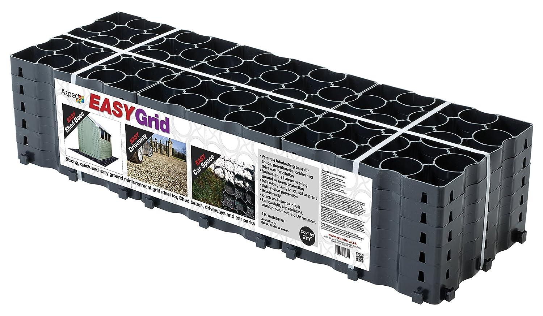 Grid grass ground and drive stabilisation reinforcement 2M²