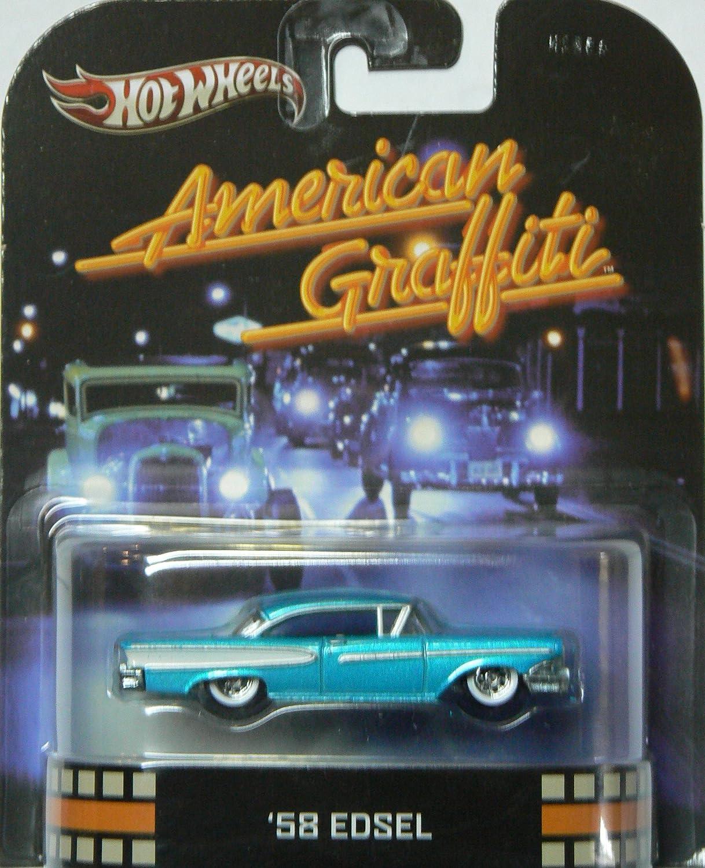 Hot Wheels American Graffiti 58 Edsel