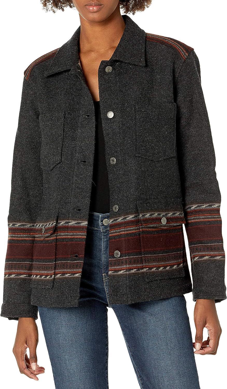 Pendleton Women's Western Horizons Wool Coat