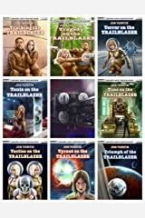 The Colony Ship Trailblazer: The Complete Series of All Eight Books in One Omnibus Kindle Edition
