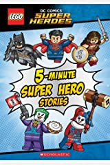 5-Minute Super Hero Stories (LEGO DC Super Heroes) Kindle Edition
