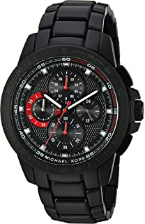 0dbc46f18c84 Buy Michael Kors Chronograph Grey Dial Men s Watch - MK8465 Online ...