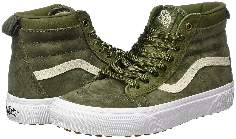 4bd6b7c3558b54 Vans Mens Winter Moss Military Green SK8-Hi MTE Sneakers-UK 11  Amazon.ca   Shoes   Handbags