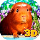Guinea Pig Thriving Jungle Forest Life - Real Wilderness Around