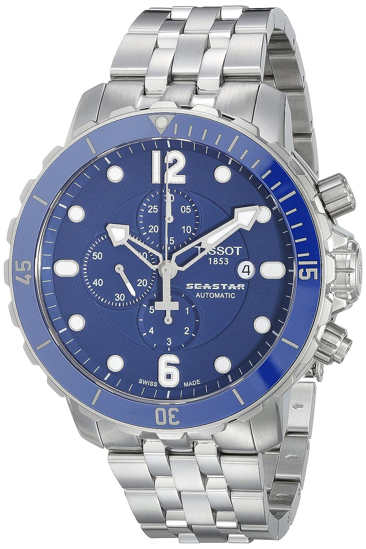 [ティソ]TISSOT SEASTAR 1000(シースター1000) オートクロノ T066.427.11.047.02 腕時計[正規輸入品] B00KFXT5L2