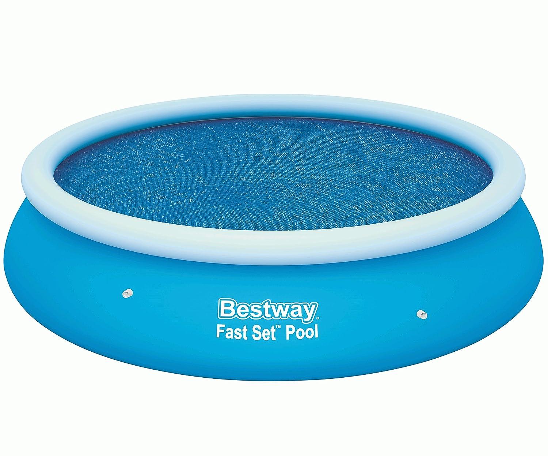 Bestway 8 feet Fast Set Solar Swimming Pool Cover Bestway UK (FOB Account) 58060