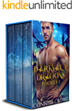Darkvale Dragons: A Dragon Shifter Mpreg Bundle