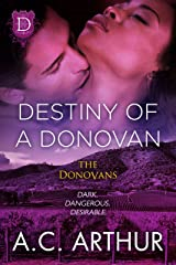Destiny Of A Donovan (The Donovans Book 15) Kindle Edition
