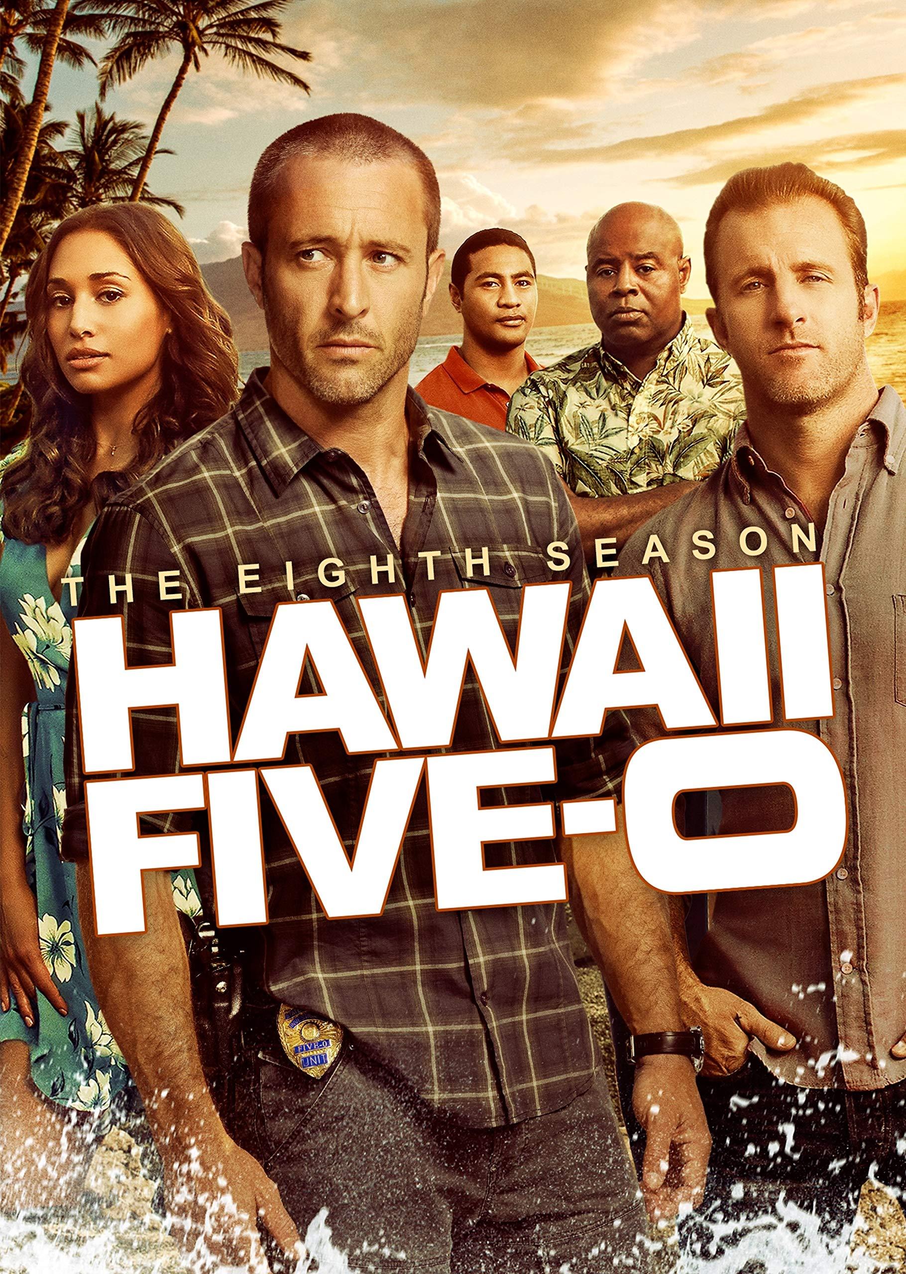 Hawaii Five-O (2010): The Eighth Season