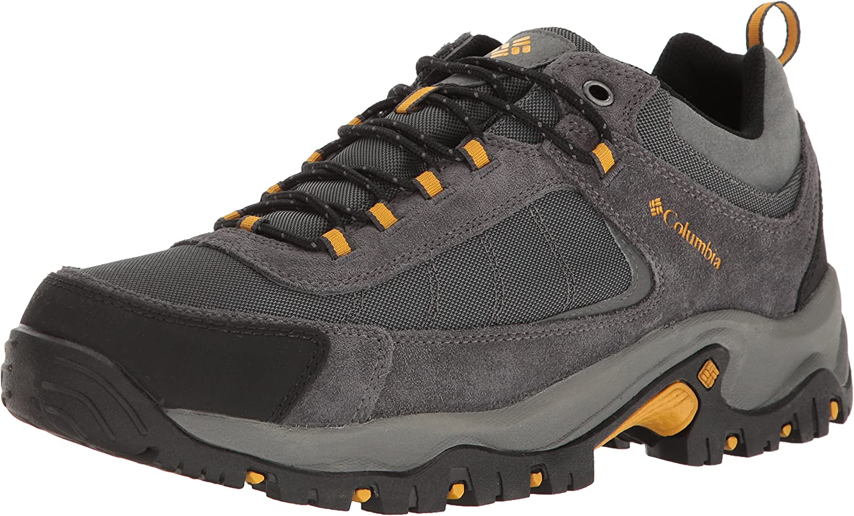 Columbia Men's Granite Ridge Waterproof Boot, Breathable, Microfleece Lining