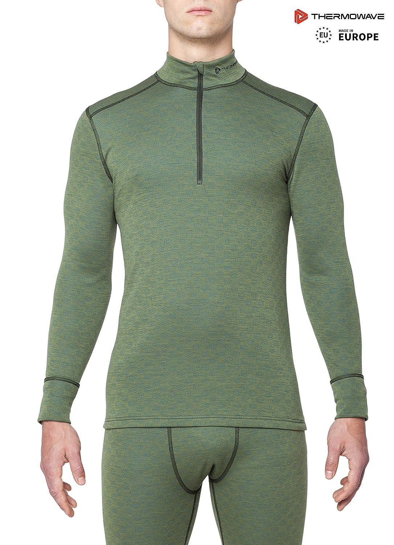 Thermowave - Merino Xtreme/Mens Merino Wool 200 GSM Thermal Underwear Shirt
