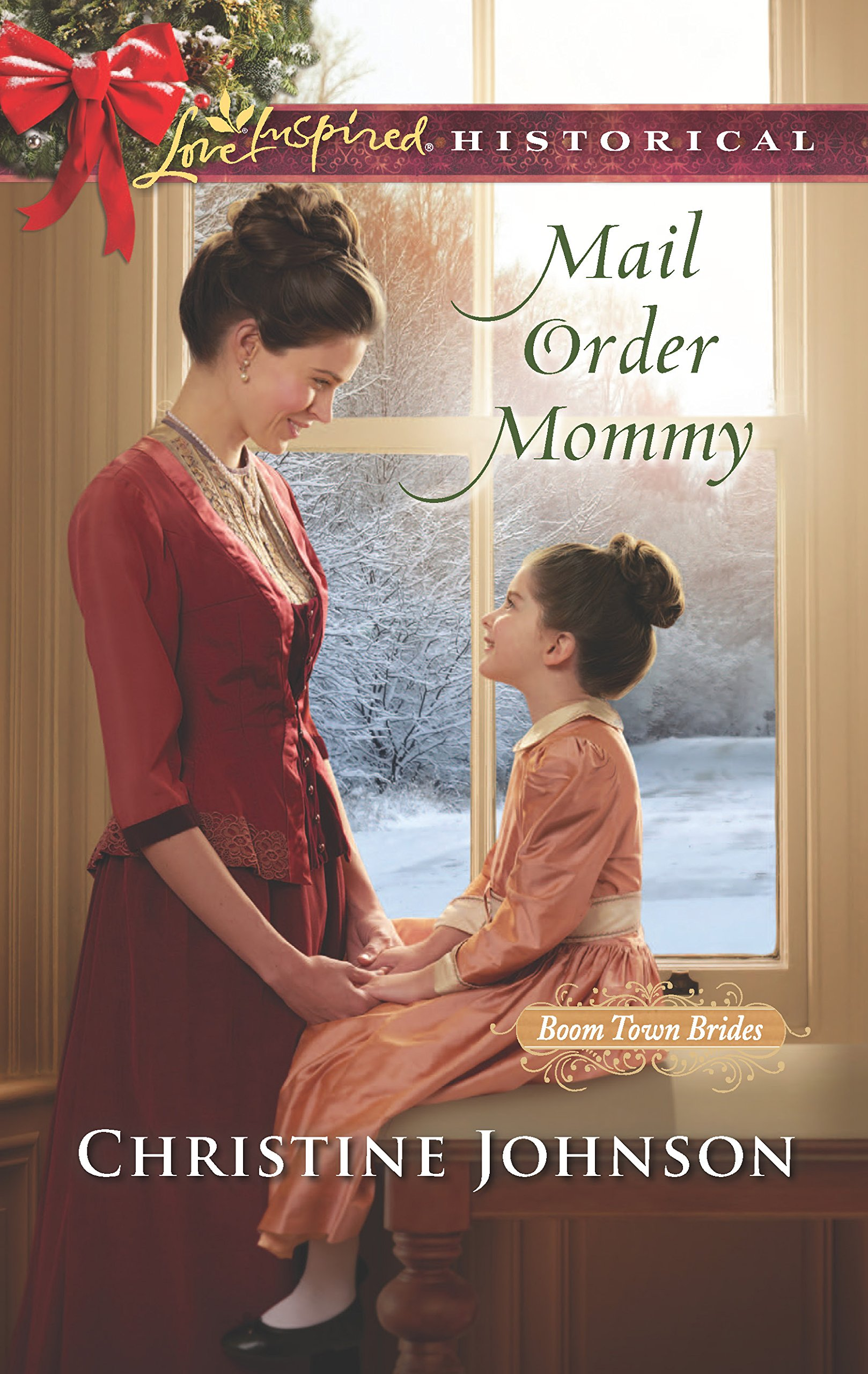 Mail Order Mommy (Boom Town Brides) PDF