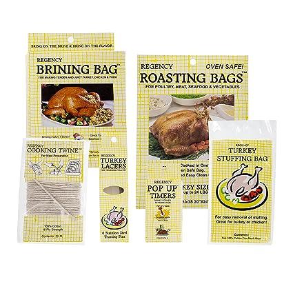Turquía Prep – Kit Conjunto de Thanksgiving Incluye: Bolsa ...