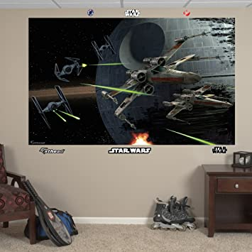 Fathead Wall Decal, U0026quot;Space Battle ...