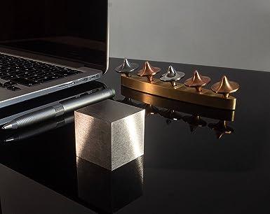 Tungsten Kilo Cube – 99,5% de pureza Element Cube – único escritorio curiosidad