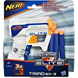 Nerf A1690EU40 - Pistolet - Elite Triad XD