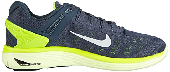 Nike Lunareclipse 5, Chaussures de course pour homme Multicolore Mehrfarbig  (Classic Charcoal/White-Volt-Broly Volt) 40.5: Amazon.fr: Chaussures et Sacs