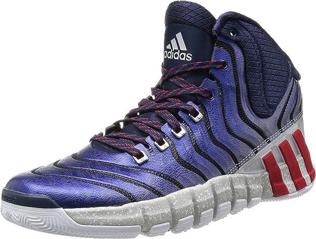 adidas Adipure Crazyquick 2.0 - Zapatillas de baloncesto para hombre, color azul: Amazon.es: Zapatos y complementos