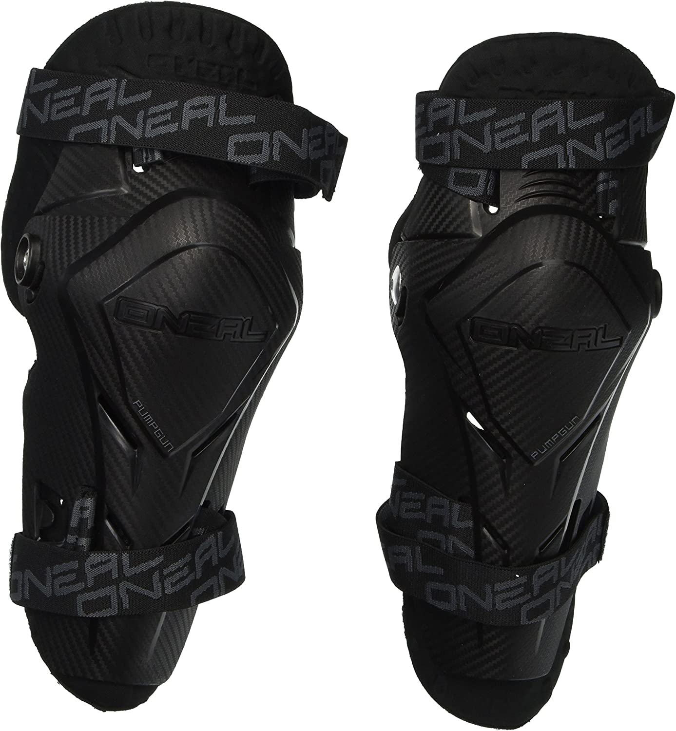 Small ONeal unisex-adult DIRT Knee Guard black S